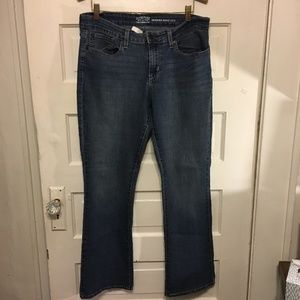Levi's Sz 16M Modern Boot Cut 5 Pocket Medium Wash